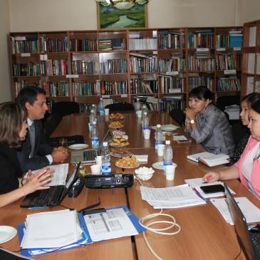Координационная встреча по проекту ТЕМПУС-QUEECA